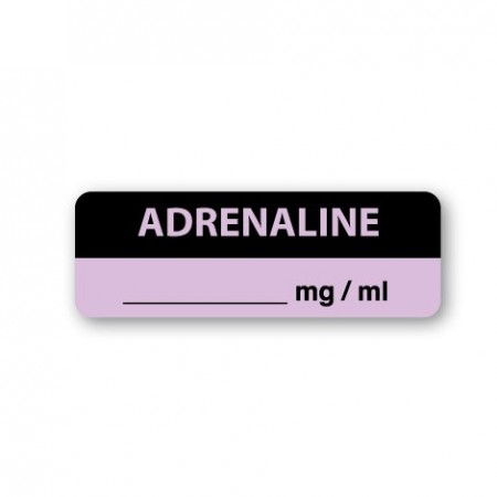 ADRENALINE mg/ml