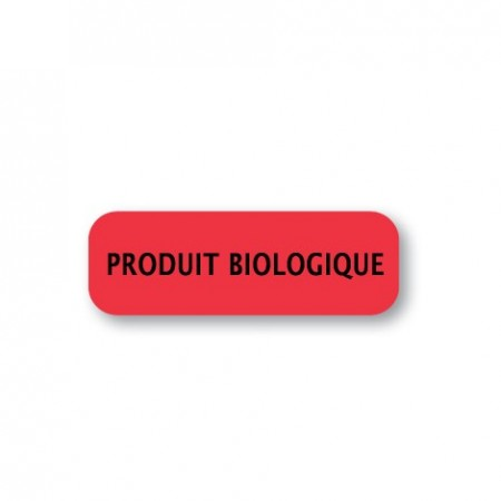 PRODUIT BIOLOGIQUE